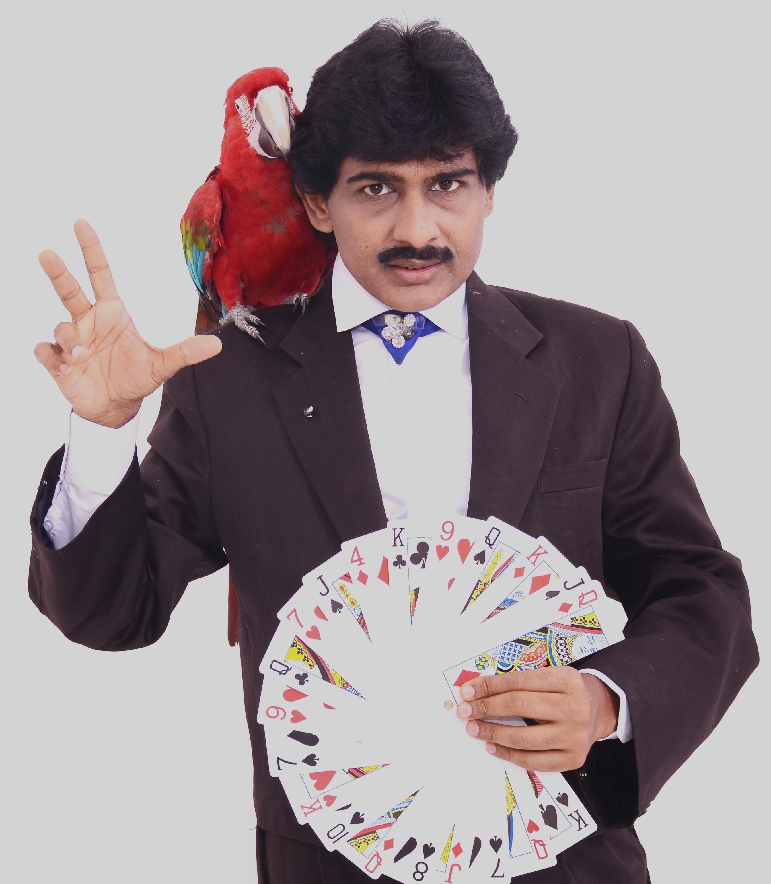 Magician- Dhaya Tamilnadu No 1